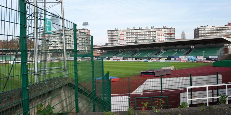 Stade du Tivoli - La Louvière